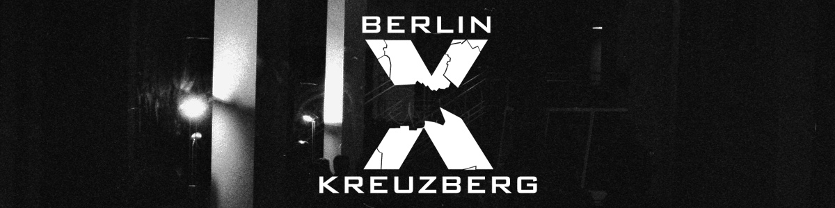 Kreuzberg Berlin T-Shirt - xberg - close to anything