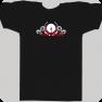 geschwungen, jung, dynamisch, kraftvoll. Ein Berliner T-Shirt Motif
