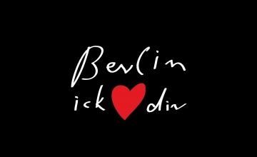 Ick lieb dir Berlin, T-shirt
